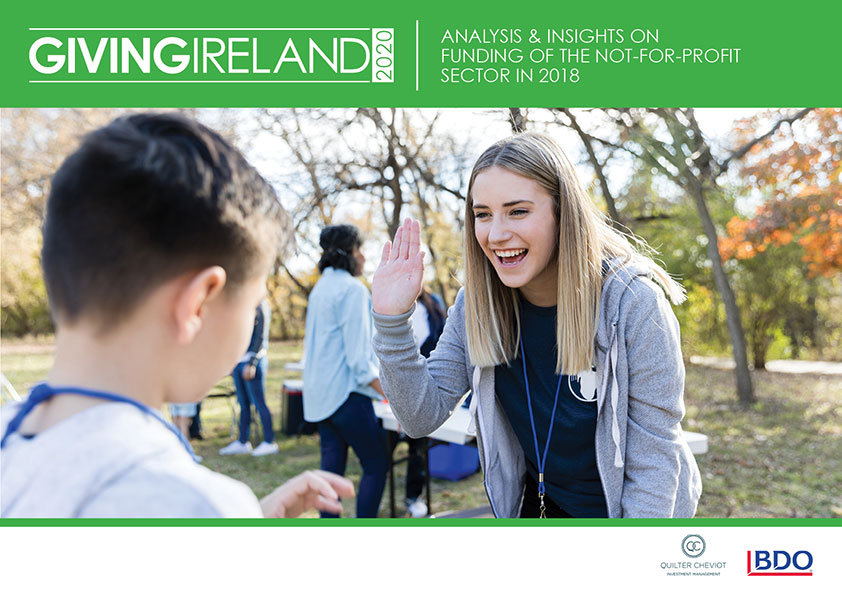 Giving Ireland 2020 Report